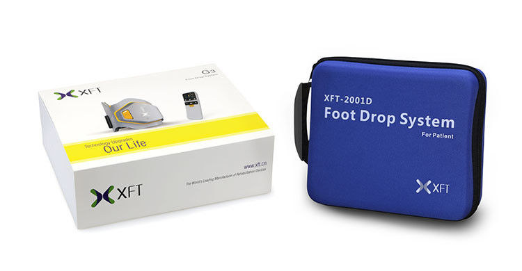 Walking Assistant Device Foot Drop Stimulator for Rehabilitation Training